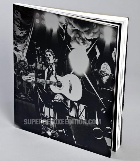 Paul McCartney / Wings Over America deluxe Commemorative Tour Book