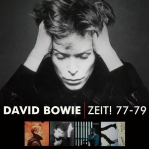 "David Bowie / Zeit! ""Berlin Trilogy"" box set"