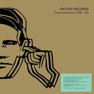 Factory Records Communications 1978 - 92