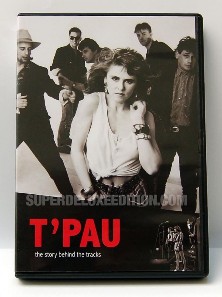 T'Pau / The Story Behind The Tracks - Bridge Of Spies