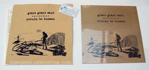 Giant Giant Sand / Return To Tucson LP