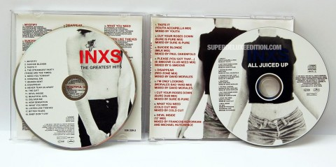 INXS / The Greatest Hits 2CD