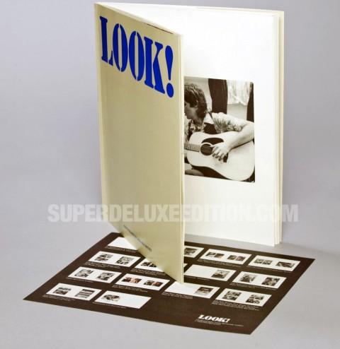 Paul McCartney / Wings Over America deluxe LOOK! Linda McCartney photo book