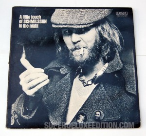 Nilsson / A Little Schmilsson In The NIght LP