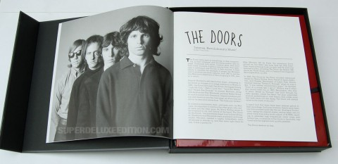 The Doors Infinite vinyl box set