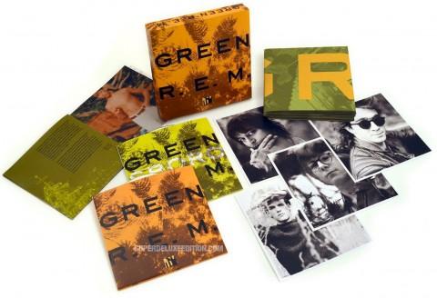 R.E.M. / Green deluxe reissue