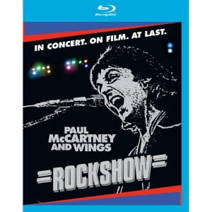 Paul McCartney and Wings / Rockshow confirmed for Blu-ray