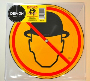 Men Without Hats / Saftety Dance picture disc