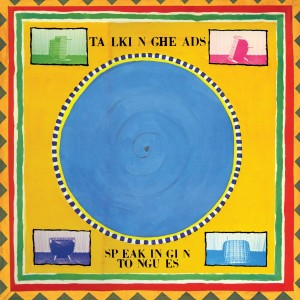 Talking Heads / Speaking In Tongues vinyl