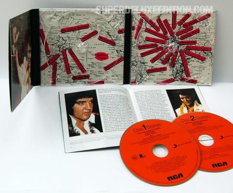 Elvis / Aloha from Hawaii via Satellite