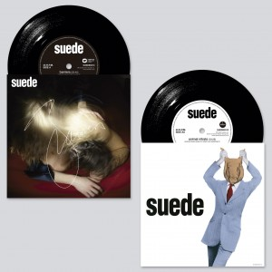 Suede / Animal Nitrate - Barriers RSD 7""