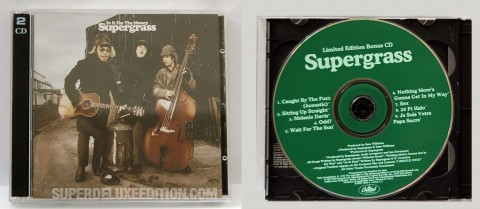 Supergrass / In It For The Money 2CD (1996)