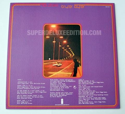 Nick Drake / Bryter Layter vinyl box set