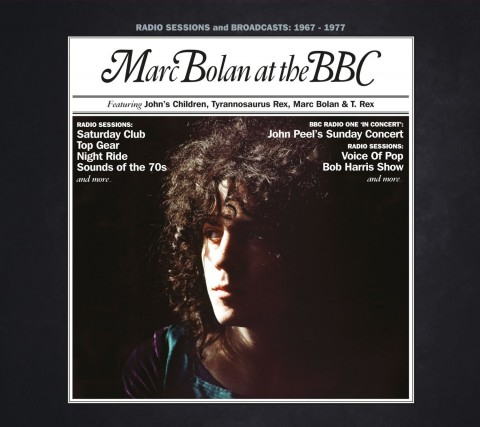Marc Bolan at the BBC / 6CD box set