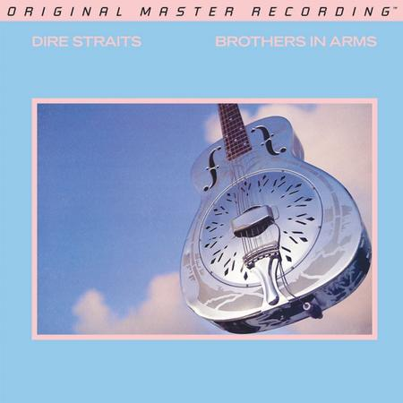 Dire Straits / Brothers In Arms mobile fidelity hybrid SACD