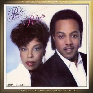 Peabo Bryson & Roberta Flack / Born To Love expanded edition