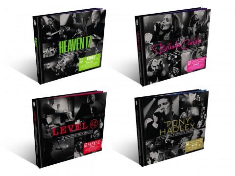 Live From Metropolis CD+DVD