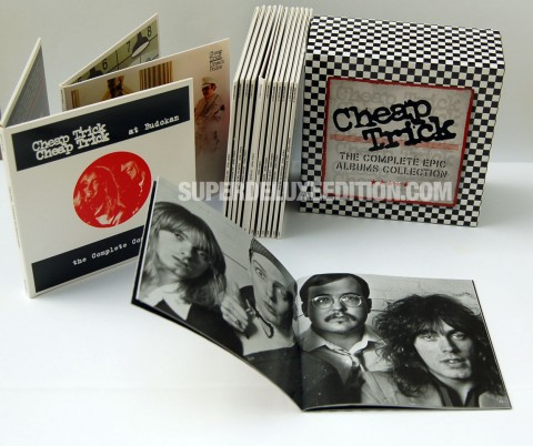 Cheap Trick /  The Complete Epic Albums Collection