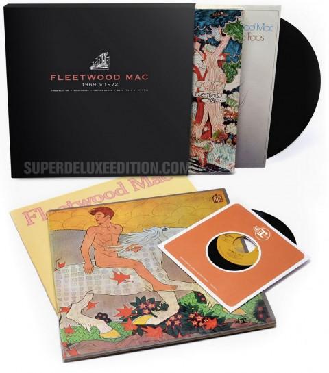 Fleetwood Mac 1969-1972 vinyl box