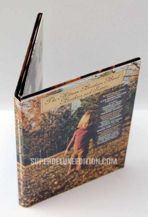 The Allman Brothers Band / Brothers and Sisters super deluxe edition