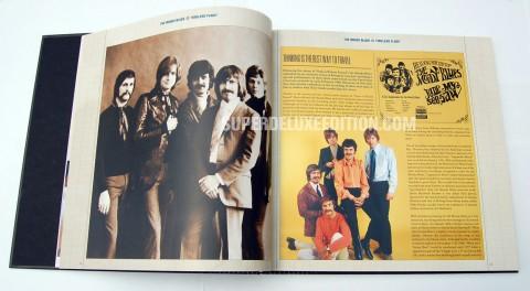 The Moody Blues / Timeless Flight box set
