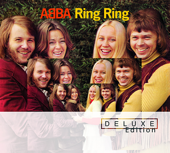 ABBA Ring Ring deluxe reissue