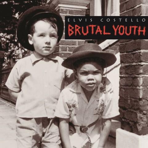 Elvis Costello's Brutal Youth vinyl reissue