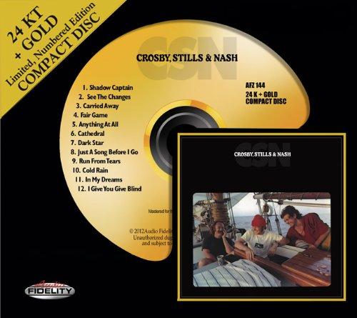 Crosby, Stills & Nash / CSN 24k Gold audio fidelity remaster