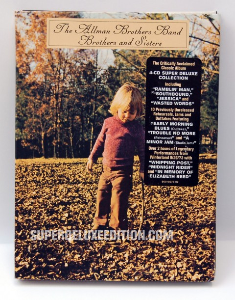 The Allman Brothers / Brothers and Sisters Super Deluxe Edition