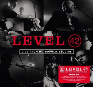 Live From Metropolis CD+DVD Level 42