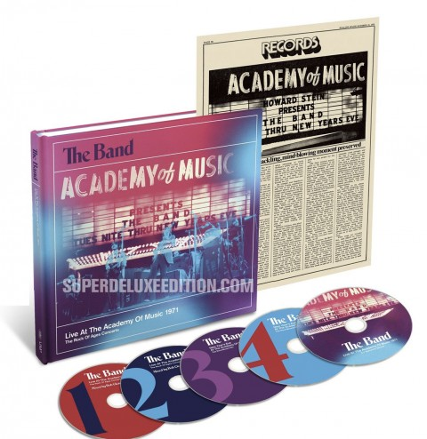 The Band / Live at the Academy