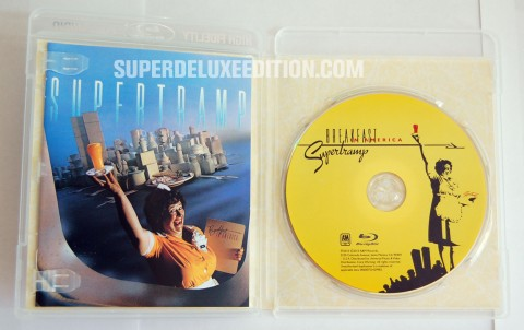 Supertramp / Breakfast In America Blu-ray audio