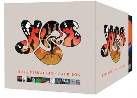 Yes / High Vibration 16 SACD box set