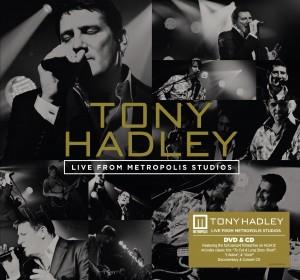Live From Metropolis CD+DVD Tony Hadley