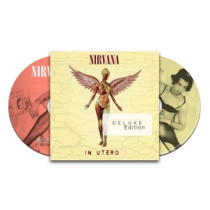 Nirvana / In Utero 2CD Deluxe Edition