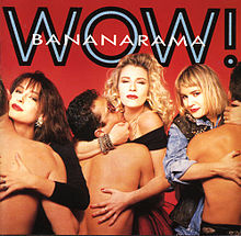 Bananarama 2CD+DVD reissues / Wow!
