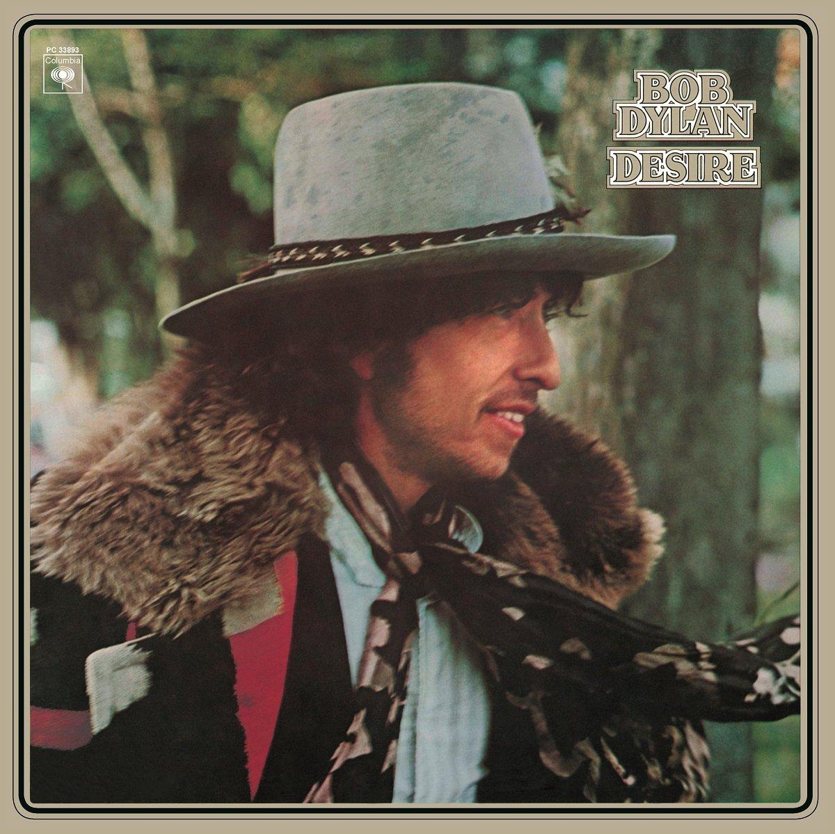 "Bob Dylan / ""Desire"" vinyl reissue"