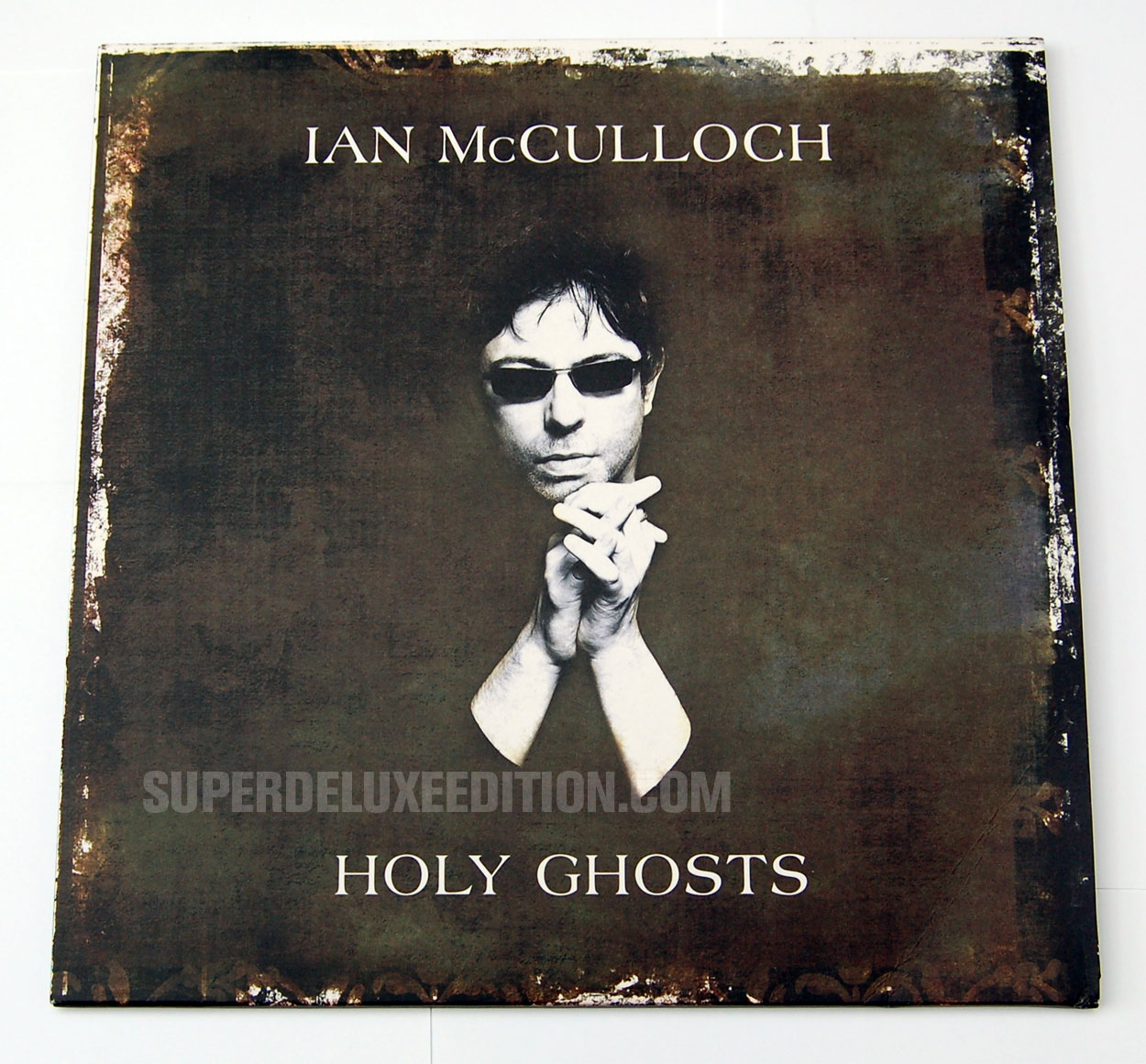 First Pictures / Ian McCulloch Holy Ghosts triple yellow vinyl