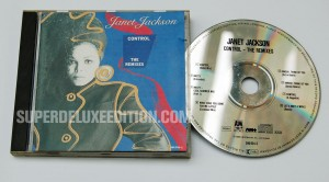Second Hand News / August 2013: Janet Jackson Control The Remixes