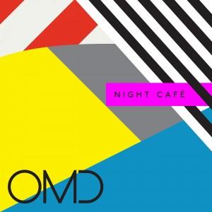 """OMD / """"Night Cafe"""" 10-track CD single"""