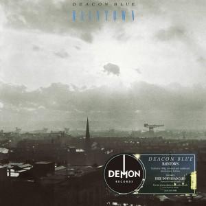 Deacon Blue / Raintown limited edition blue vinyl