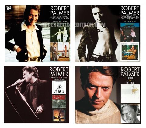 Robert Palmer / Edsel Island-era reissues