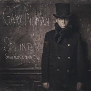 Gary Numan / Splinter (Songs from a Broken Mind) deluxe edition