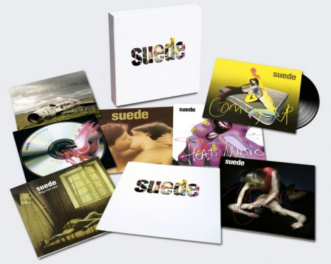 Suede / The Vinyl Collection box set