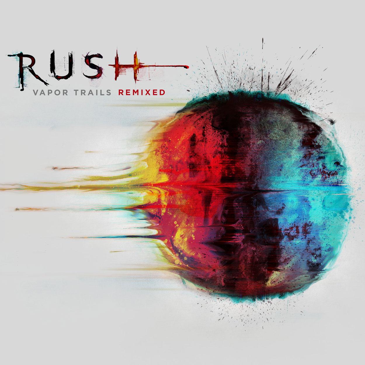 Rush / Vapor Trails remixed