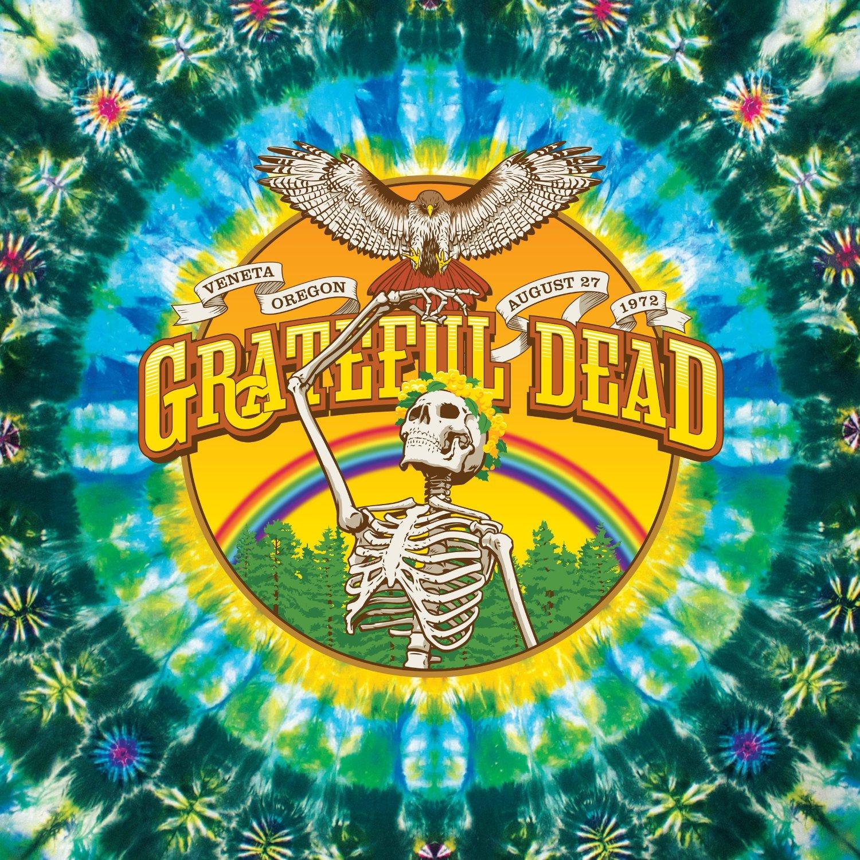 The Grateful Dead / Sunshine Daydream vinyl box set