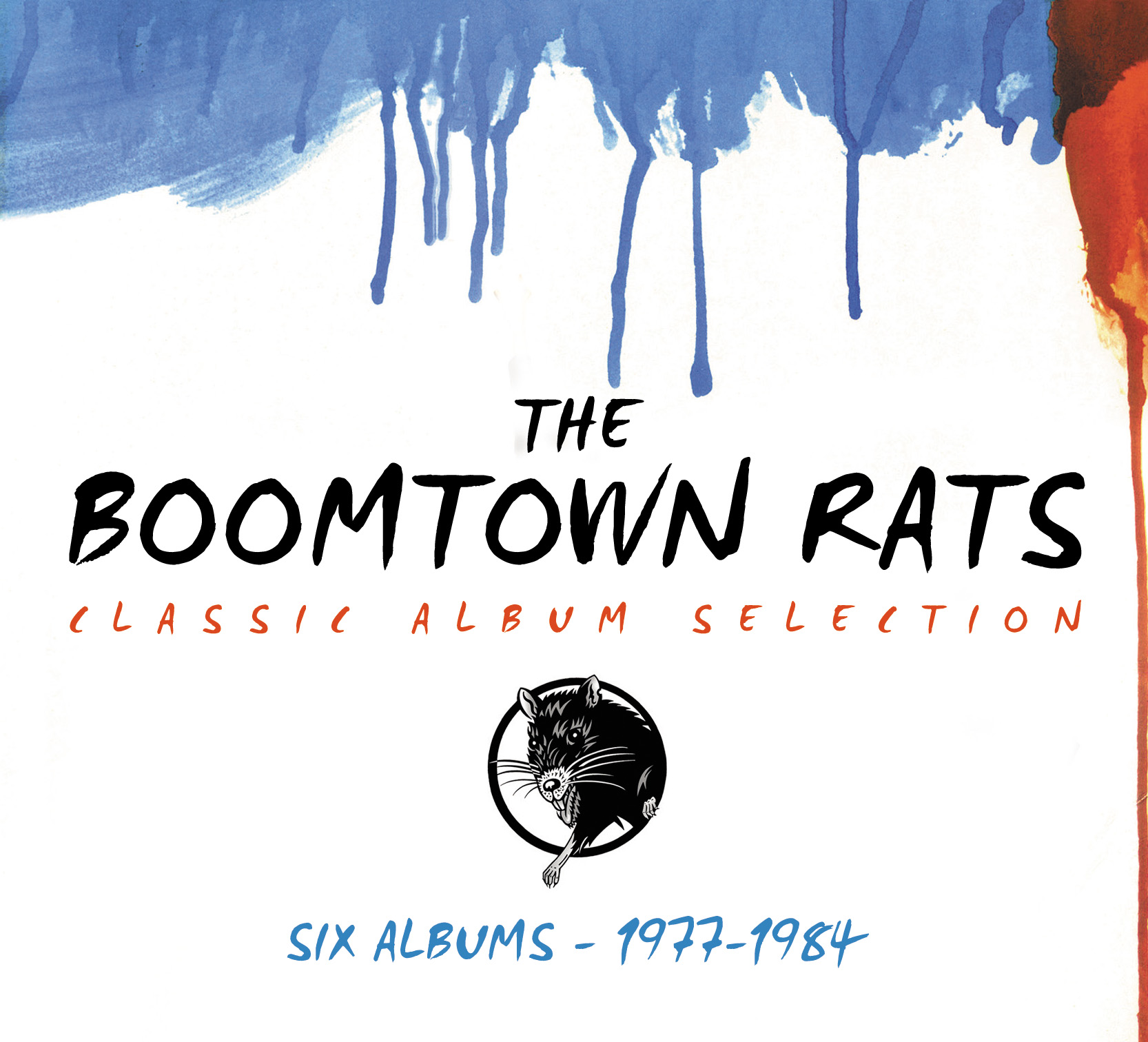 The Boomtown Rats / Classic Album Selection box set