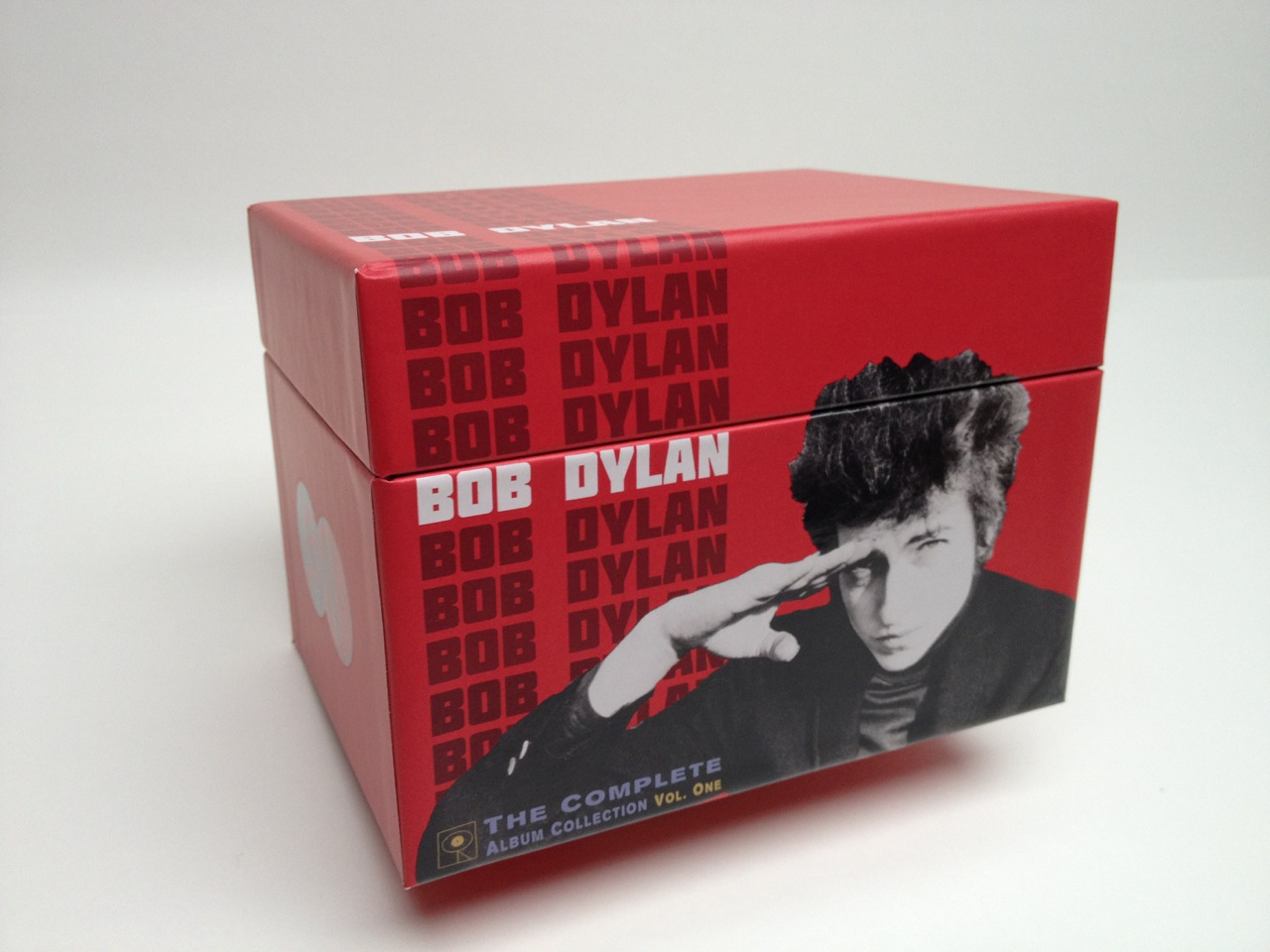 Bob Dylan / The Complete Album Collection Volume One: 47 CD box