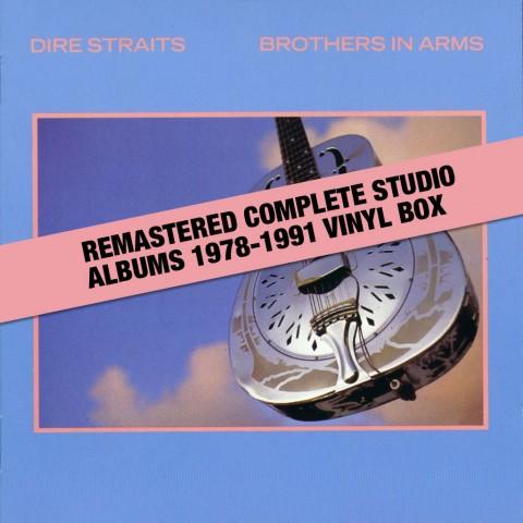 Dire Straits / The Complete Studio Albums 1978-1991 vinyl box