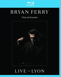 Bryan Ferry / Live in Lyon deluxe Blu-ray + CD set